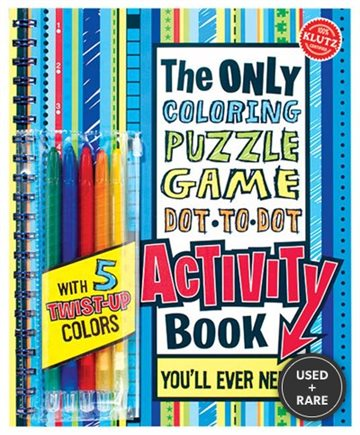 Only Activity Book You'Ll Ever Need (Klutz)