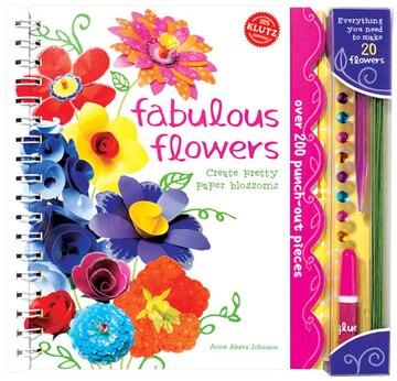 Fabulous Flowers: Create Pretty Paper Blossoms (Klutz)