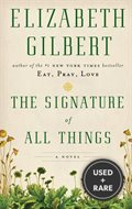 The Signature of All Things (Large Print)