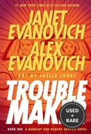 Troublemaker: a Barnaby and Hooker Graphic Novel, Book 1 (Alex Barnaby Series)
