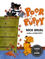 Poor Puppy (Bad Kitty)-Hardcover