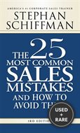 The 25 Most Common Sales Mistakes: ...and How to Avoid Them
