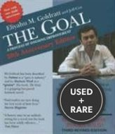 The Goal: a Process of Ongoing Improvement: 20th Anniversary Edition