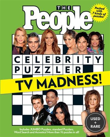 Celebrity Puzzler Tv Madness!