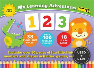 My Learning Adventures: 123
