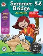 Summer Bridge Activities(tm), Grades 5 - 6: Canadian Edition