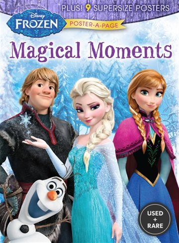 Disney Frozen: Magical Moments Poster-A-Page