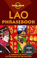 Lao (Lonely Planet Phrasebook)