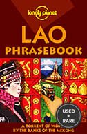 Lonely Planet Lao Phrasebook (Lonely Planet Phrasebook: Lao)