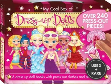 My Cool Box of Dress-Up Dolls (Carry Box Series)