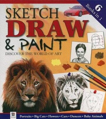 Sketch, Draw & Paint Portraits