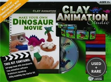 Make Your Own Dinosaur (Clayanimation Series)