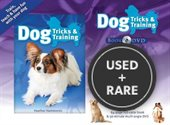 Dog Tricks & Training-Book & Dvd