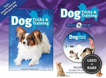 Dog: Tricks & Training (Book & Dvd)