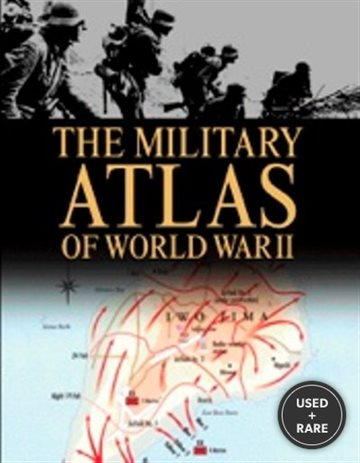 The Military Atlas of World War II