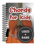 Chords for Kids: Easy to Read-Easy to Play-for Guitar and Keyboard