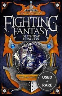 Deathtrap Dungeon (Fighting Fantasy)