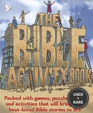 Thebible Activity Book Packed With Puzzles and Games Based on Your Favourite Bible Stories [Paperback] By Unknown ( Author )