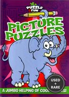 Puzzle Fun Picture Puzzles: a Jumbo Helping of Puzzle Fun!