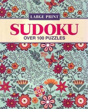 Elegant Sudoku: Over 100 Puzzles (Large Print Elegant Puzzle)
