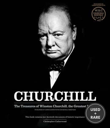 Churchill-the Treasures of Winston Churchill, the Greatest Briton