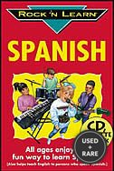 Spanish Vol. I [With Book(S)] (Rock