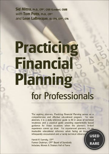 Practicing Financial Planning for Professionals