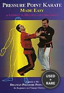Pressure Point Karate Made Easy: a Guide to the Dillman Pressure Point Method for Beginners and Young Martial Artists