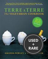 Terre À Terre: the Vegetarian Cookbook