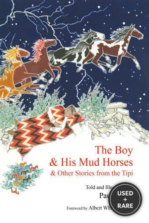 The Boy & His Mud Horses: & Other Stories from the Tipi