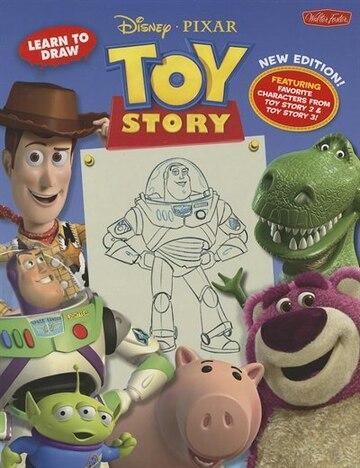 Learn to Draw Disney/Pixar's Toy Story