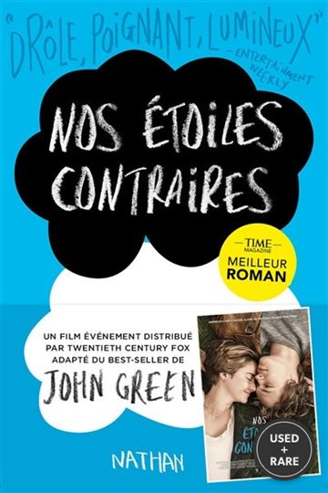 Nos Etoiles Contraires [the Fault in Our Stars] [Grand Format] (French Edition)