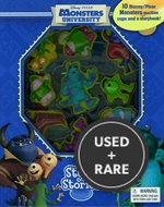 Disney Monsters University Stuck on Stories