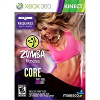 Zumba Fitness Core Xb360-kinect  By Xb360