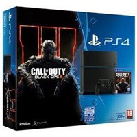Playstation 4 500gb Console Call Of Duty: Black Ops Iii Bundle By Ps4