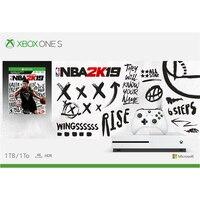 Xbox One S 1TB Console - NBA 2K19 Bundle by Xbox One