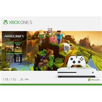 XBOX ONE S MINECRAFT CREATOR BUNDLE by Xbox One