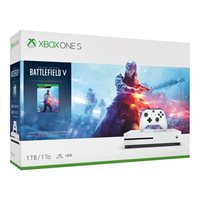 Xbox One S 1TB Battlefield V Bundle by Xbox One