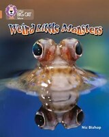 Weird Little Monsters: Band 12/copper (collins Big Cat)