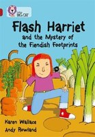 Flash_Harriet_And_The_Mystery_Of_The_Fiendish_Footprints:_Band_14_ruby_(collins_Big_Cat)