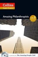 Amazing_Philanthropists:_B1_(collins_Amazing_People_Elt_Readers)