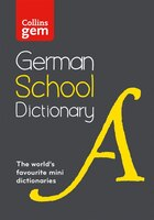 Collins_German_School_Gem_Dictionary:_Trusted_Support_For_Learning,_In_A_Mini-format