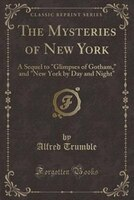 The_Mysteries_of_New_York_A_Sequel_to_Glimpses_of_Gotham_and_New_York_by_Day_and_Night_Classic_Reprint