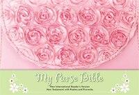 Nirv, My Purse Bible, Leathersoft, Pink (978031074353) photo