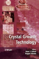 Crystal Growth Technology (978047149524) photo