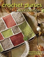Crochet Purses And Accessories (978081171434) photo