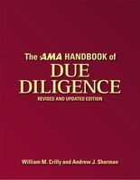 The Ama Handbook Of Due Diligence: Revised And   Updated Edition