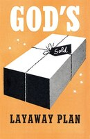 God's Layaway Plan (pack Of 25)