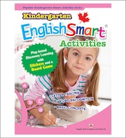 Kindergarten Englishsmart Activities: Activity Book