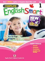 Popular Complete Smart Series: Complete Englishsmart (new Edition) Grade 1: Canadian Curriculum English Workbook